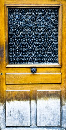 Free Antique Door Royalty Free Stock Photo - 7760735
