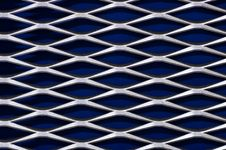Free Steel Diamond Pattern Royalty Free Stock Photos - 7762058