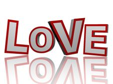 Free Love Letters 1 Stock Photography - 7762692