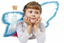 Free Butterfly Royalty Free Stock Image - 7762746