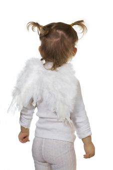 Free Little Angel Stock Images - 7762754