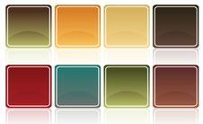 Stickers Stock Image