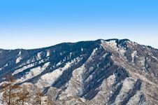 Free Peak Of Mountain. Stock Photos - 7763513