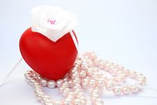 Free Valentine Heart Royalty Free Stock Photos - 7763698