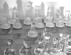 Free Glass Chess Stock Photos - 7763723