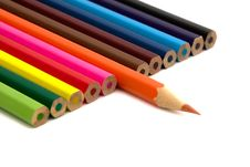 Free Colored Pencil Stock Photos - 7764023