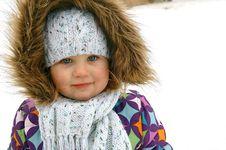 Free Winter Portrait Stock Photos - 7764153
