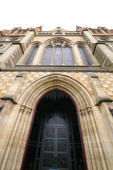 Free St. Patrick's Cathedral, Australia Stock Photography - 7764312