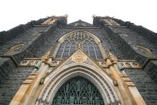 Free St. Patrick's Cathedral, Australia Stock Photography - 7764472