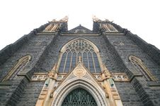 Free St. Patrick's Cathedral, Australia Royalty Free Stock Image - 7764486