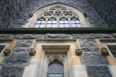 Free St. Patrick's Cathedral, Australia Stock Image - 7764561