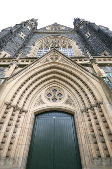 Free St. Patrick's Cathedral, Australia Royalty Free Stock Photos - 7764578