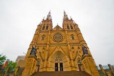 Free St. Patrick's Cathedral, Australia Royalty Free Stock Photo - 7764805