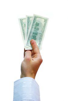 Free Money Royalty Free Stock Photo - 7764875