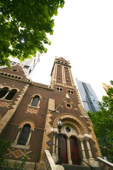 Free St. Patrick's Cathedral, Australia Stock Photography - 7764932