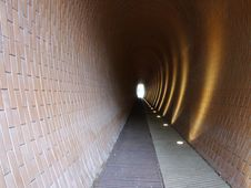 Free Pedestrian Tunnel Royalty Free Stock Photography - 7764947