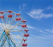 Free Ferris Wheel Royalty Free Stock Image - 7764976