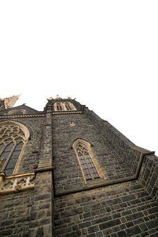 Free St. Patrick's Cathedral, Australia Stock Photo - 7765150