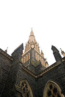 Free St. Patrick's Cathedral, Australia Royalty Free Stock Photos - 7765218