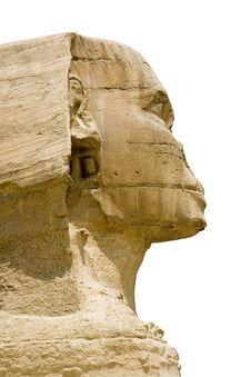 Free Sphinx Of Giza Royalty Free Stock Photos - 7766118