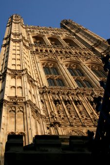 Free Houses Of Parliament, London Stock Image - 7766211