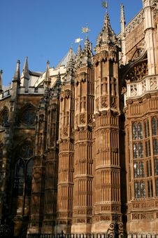 Free Westminster Abbey Royalty Free Stock Photo - 7766255