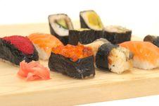 Free Sushi Stock Photo - 7766540