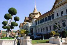 Free The Old Thai Grand Palace Stock Images - 7767914