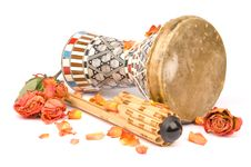 Free Asian Musical Instruments Royalty Free Stock Image - 7768746
