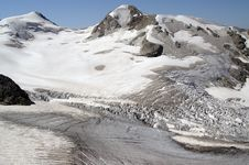 Free Mountain Glacier Stock Image - 7769991