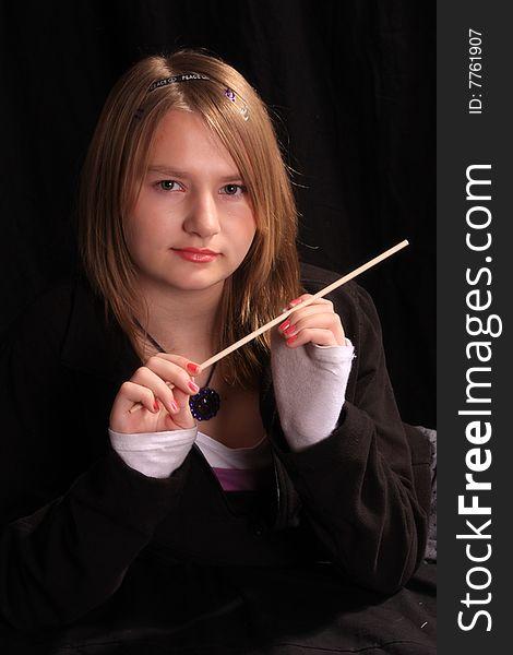 Teen girl 5