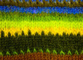 Free Woolen Texture From The Threads Of Many Colors. Stock Photo - 7770630