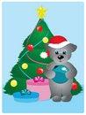 Free Christmas Scene Royalty Free Stock Photos - 7772038