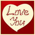 Free Valentine S Day Greeting Card Royalty Free Stock Photo - 7772285