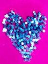 Free Bokeh Heart Abstract Stock Photo - 7772480
