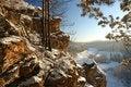 Free Snow On Rocks Royalty Free Stock Photo - 7775735