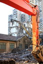 Free Demolition Royalty Free Stock Photography - 7776037