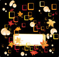 Free Abstract Background In Colors Of Autumn Royalty Free Stock Photo - 7778295