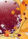 Free Abstract Background In Colors Of Autumn Royalty Free Stock Photos - 7778588