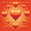 Free Heart-red Royalty Free Stock Images - 7779299