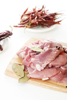 Free Raw Meat Royalty Free Stock Image - 7770006