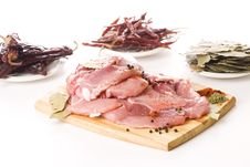 Free Raw Meat Royalty Free Stock Image - 7770026
