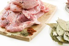 Free Raw Meat Stock Images - 7770034