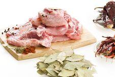 Free Raw Meat Stock Photo - 7770040