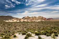 Free Rocks In The Red Rock Canyon Royalty Free Stock Images - 7770769