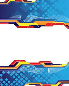 Free Abstract Banner Stock Photos - 7770913
