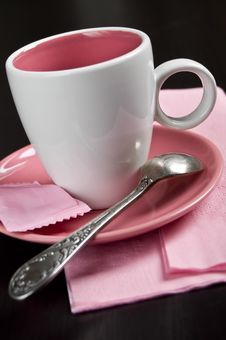 Free Pink Cup Stock Photography - 7771192