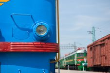 Free Locomotive Stock Photography - 7771252