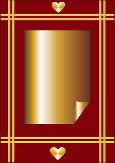 Free Card Royalty Free Stock Photo - 7771335