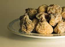 Free Dried Figs Royalty Free Stock Image - 7771376